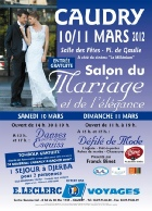 CAUDRY SALON DU MARIAGE 2012 VIDEO